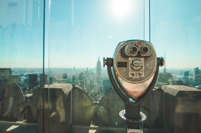 skyline nyc lookout